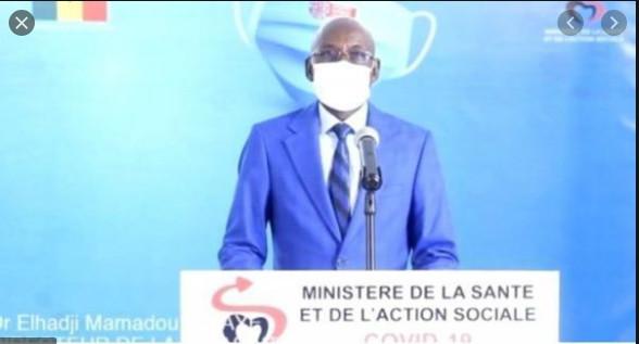 Covid-19: Le Sénégal enregistre 1 décès, 31 cas positifs et 160 malades sous traitement