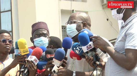 Birahime Seck accuse les patrons de presse est ce que les journalistes ont reçus leurs argents