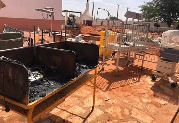 Incendie de l'unité néonatale de l'hôpital de Linguère: J'accuse l'Etat du Sénégal ! (Habib Sy, ancien maire)