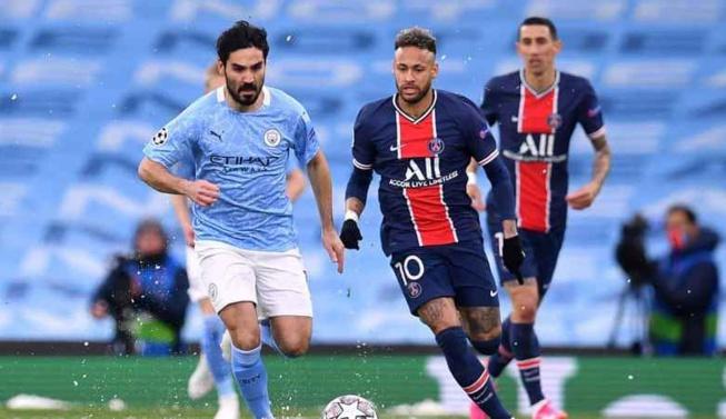 LDC : Manchester City domine le PSG et file en finale