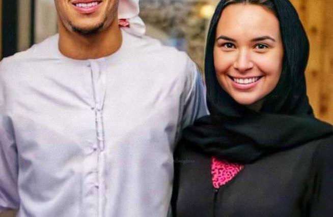 Arrêt sur image : Countinho et sa femme en mode Ramadan…