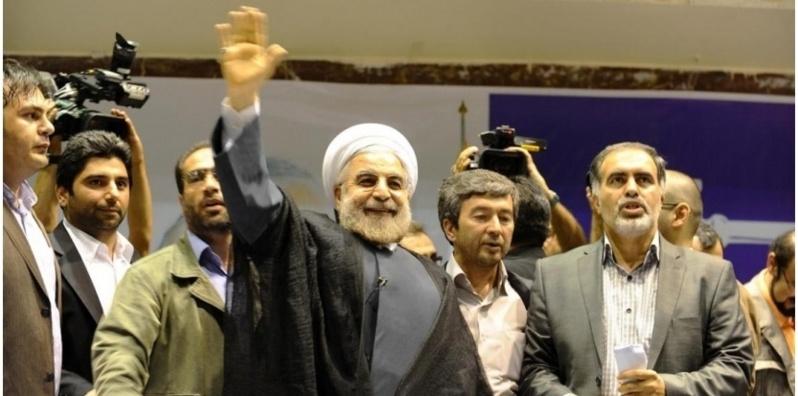 Présidentielle iranienne : Hassan Rohani atteint les 51%