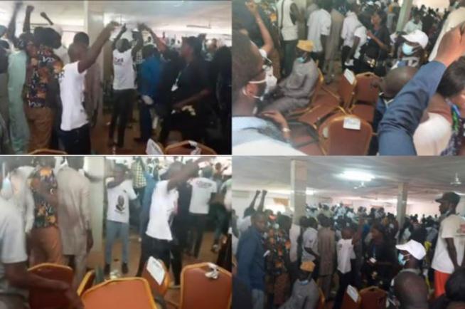 Tamba : Une grosse bagarre éclate entre jeunes de la Cojer (vidéo)