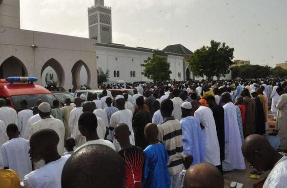 4 Imams pour diriger la prière de la Grande Mosquée de Dakar