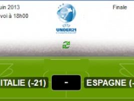Finale Euro espoirs: L'Espagne, les petits (la Rojita) pour défendre leur titre tout comme les grands (la Roja) l'ont déjà fait.