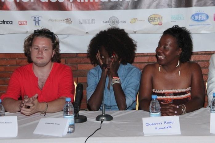 Conférence de Presse d'Adama Paris : Elle donne ses critères de sélection