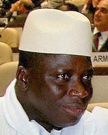Dans l'univers de Yaya Jammeh