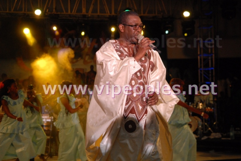 The King is back: Quand Youssou Ndour reprend le micro