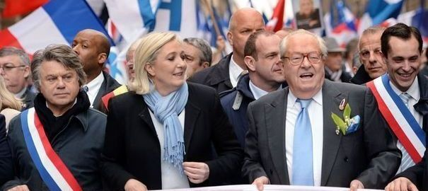 Le FN est-il en train de devenir le deuxième parti de France?