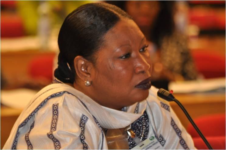 Soyata Maiga, une révolutionnaire qui défend la cause des femmes