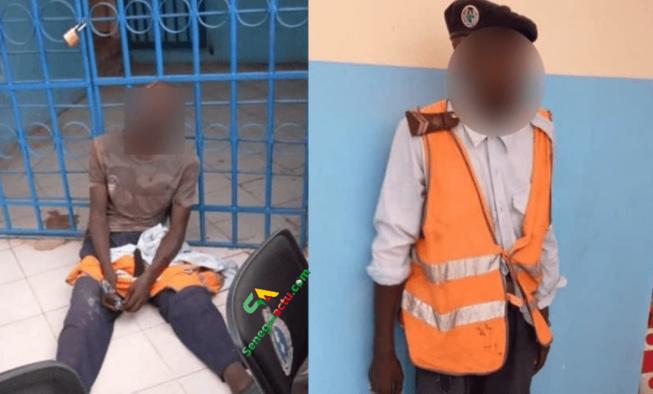 POPENGUINE: Deux faux policiers, qui ciblaient les boutiquiers, arrêtés