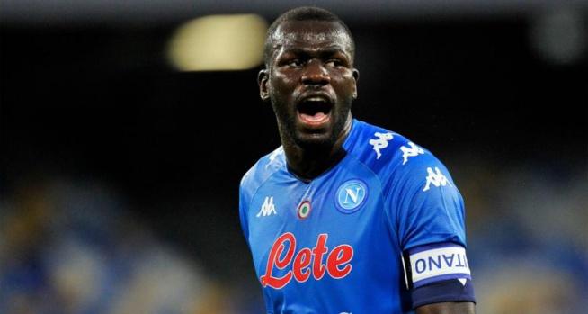 Mercato : Manchester United serait en avance sur ses concurrents pour signer Koulibaly…