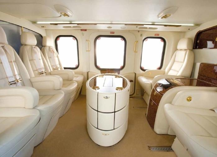 Gestion sobre : Macky Sall s'offre un hélicoptère de dernière génération (Photos)