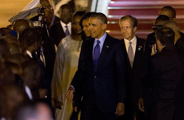 Prennez connaissance du programme d'Obama à Dakar