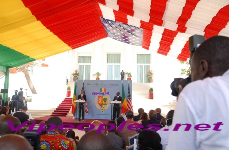 Barack Obama et Macky Sall : Les homosexuels ne sont pas maltraités
