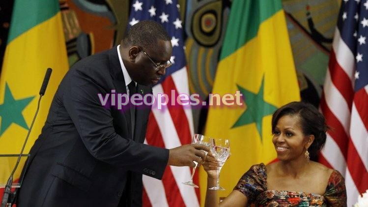 Youssou Ndour et Baba Maal ont chanté pour Obama !