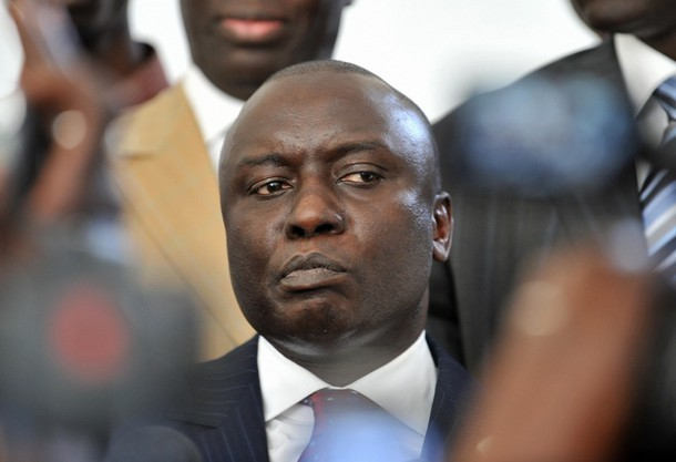 Dîner au Palais avec Obama: Idrissa Seck zappé par Macky Sall