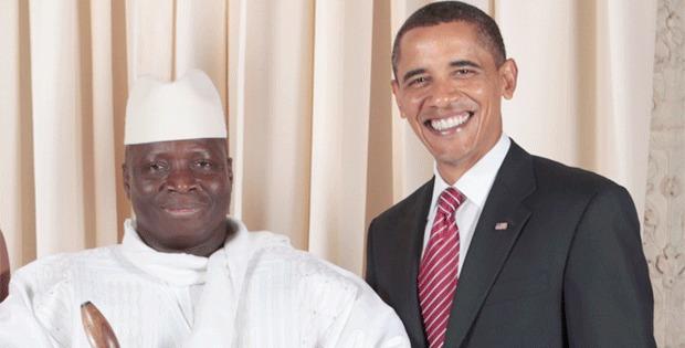 Visite de Yaya Jammeh à Dakar : Les gambiens ont adressé une lettre ouverte à Barack Obama et à Macky Sall