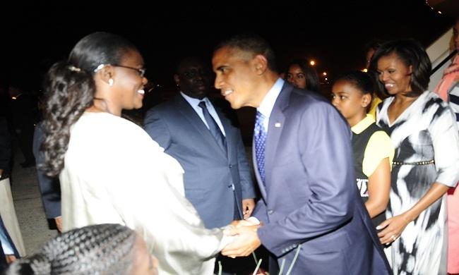 Un site américain demande à Michelle Obama d'apprendre à Marième Faye à bien s'habiller