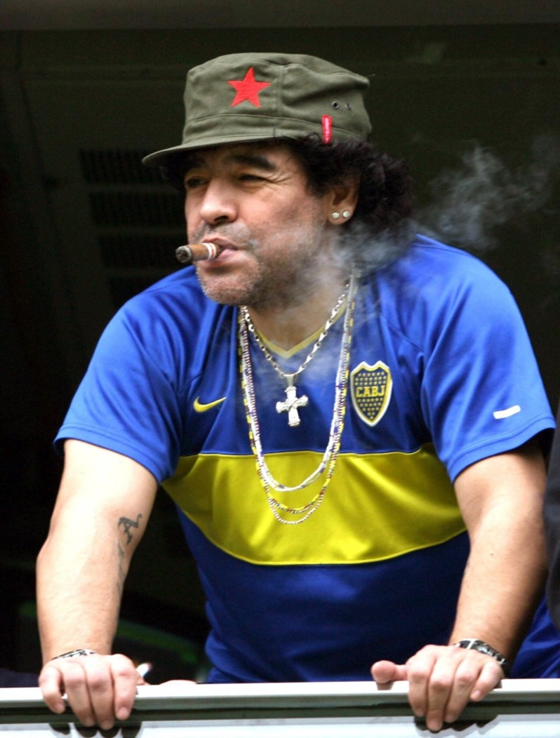 """Maradona : """"Messi est meilleur que Ronaldo et Neymar"""""""