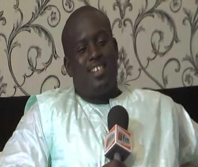 Aziz Ndiaye: « Je ne suis pas de ces promoteurs qui fuient le pays parce que… »