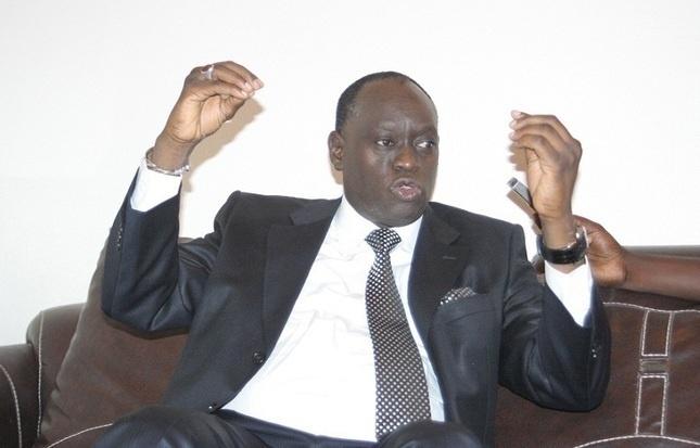 [Audio] Me El Hadji Diouf sur la sortie du ministre tchadien de la Justice : « C'est un complot contre Abdoul Mbaye »