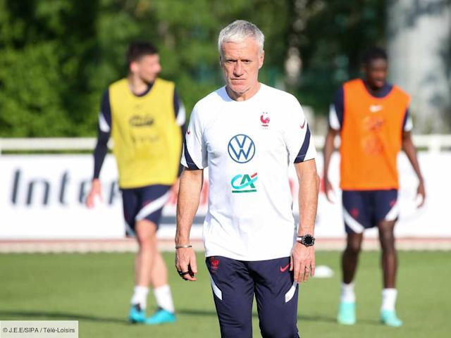 Didier Deschamps prêt à céder sa place de sélectionneur à Zinédine Zidane ? Il répond