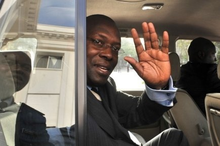 Souleymane Ndéné Ndiaye rend visite à Karim Wade