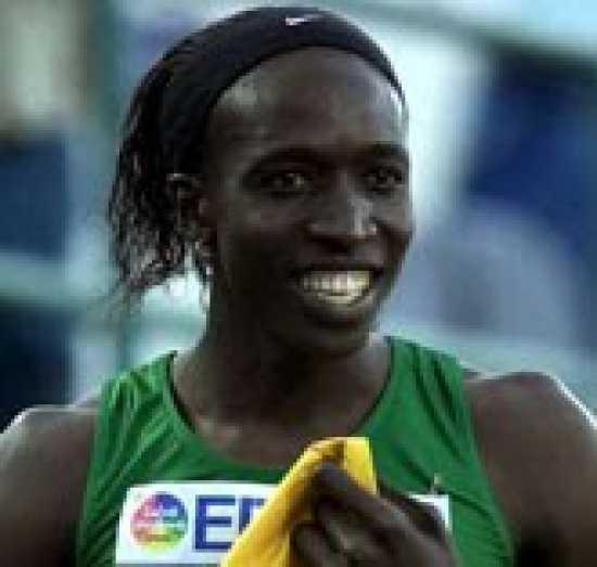 Amy Mbacké Thiam gagne son ticket pour Moscou