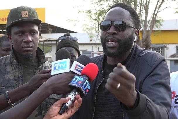 Manifestation non autorisée : les initiateurs, accompagnés par Kilifeu, défient la Police à Kaolack…