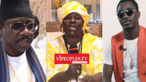 Les Graves Révélations de la Voyante Sokhna Aida sur Serigne Moustapha Sy et Wally Seck