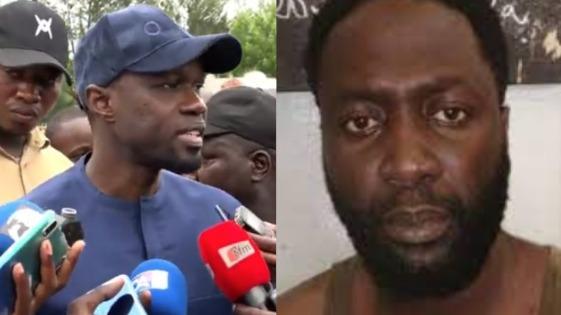 Dernière minute, Ousmane Sonko en soutien à kilifeu