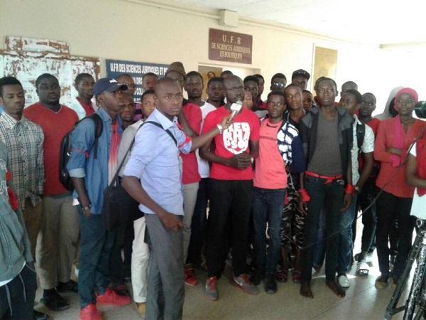 Macky Sall et les étudiants de l'UGB : des échanges autour de leurs revendications