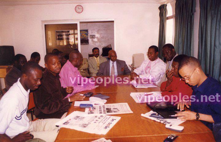 JEUNESSE!!! Qui peut reconnaitre l'ancienne troupe de Abdoulaye Wade?