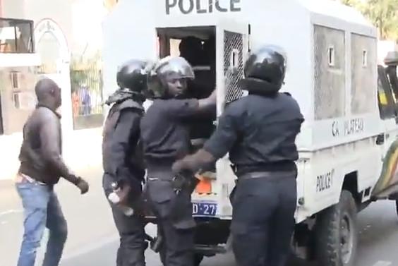 Zone de captage: La police a arrêté 7 personnes de nationalité étrangère