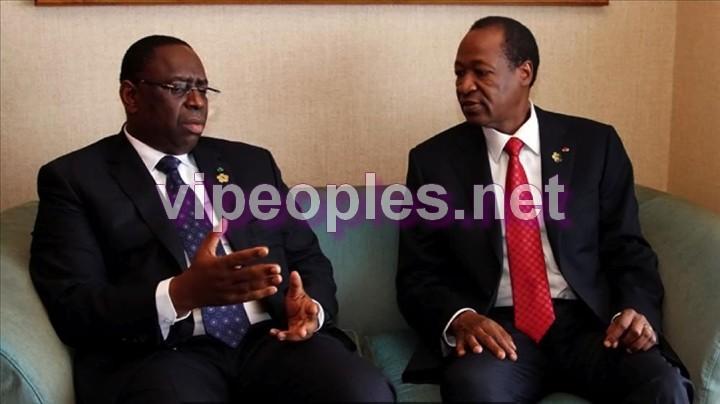 Visite du Président sénégalais au Burkina: Ouagadougou et Dakar veulent accélérer l'intégration régionale