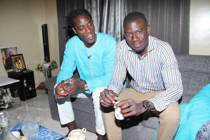 Le Ndoggou royal de Amadoune Gomis et de Maame Goor