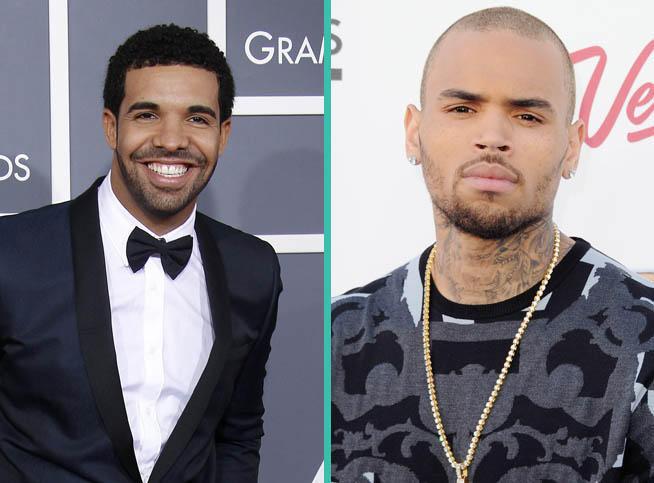 Attaqués par un club après leur bagarre, Chris Brown et Drake gagnent en justice