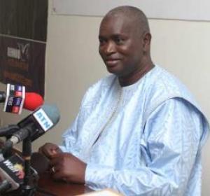 Urgent : Latif Coulibaly encore face à la presse !