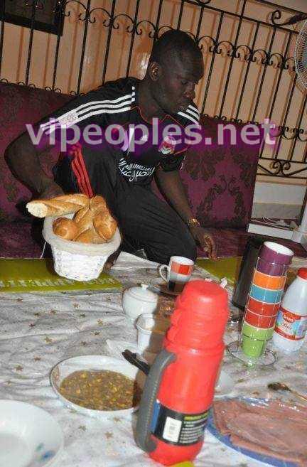 SOS RAMADAN! Pape Diouf a gravement perdu du poids
