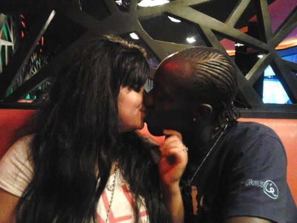 Thioro Balbaky et son chéri