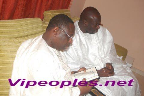 Macky sall peut-il vraiment lire le Coran?