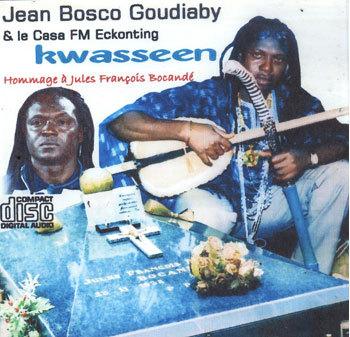 Casa FM Eckonting: Un album-hommage à Jules François Bocandé