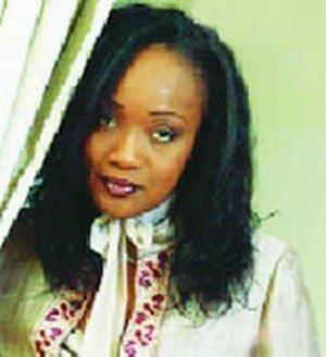Pour avoir rendu visite à Karim Wade : Amy Diouf, la fille de Madieyna Diouf chassée des Ads