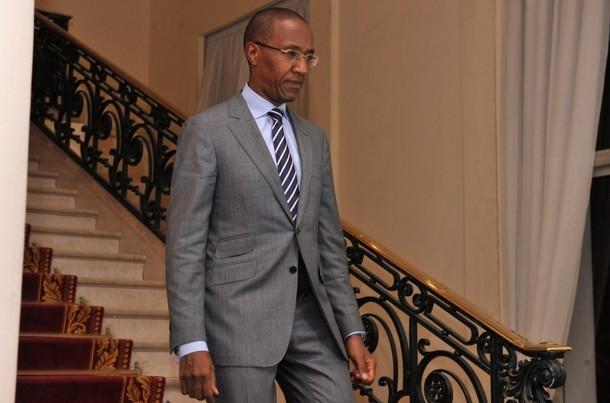 """Abdoul Mbaye : """"Je n'ai pas peur de quitter la fonction de premier ministre"""""""