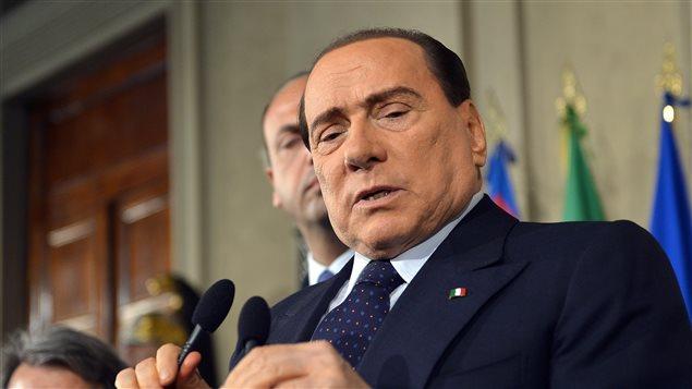 Peine de prison confirmée pour Silvio Berlusconi