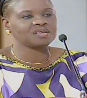 Anna Sémou Faye s'installe mardi à la Direction générale de la police nationale