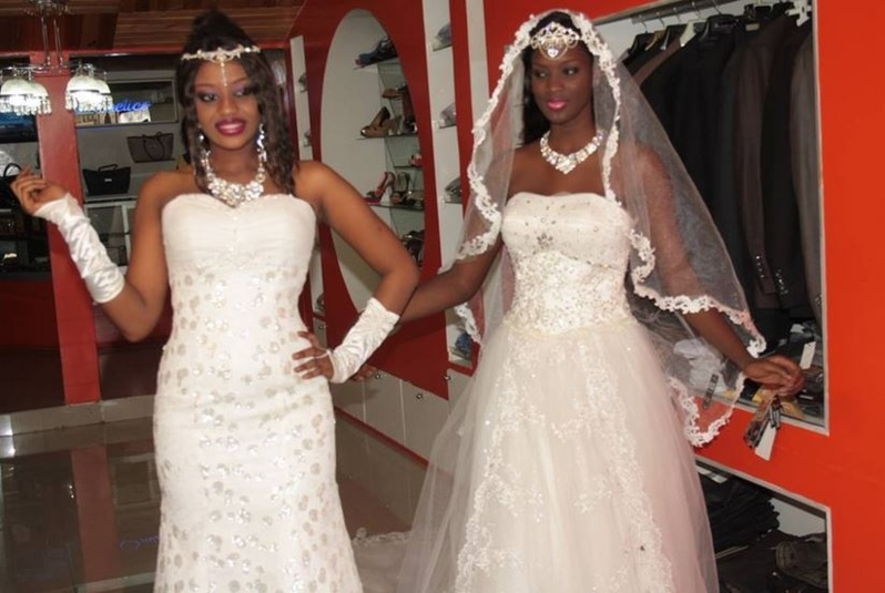 La miss Sénégal et Lissa se marient bientôt...