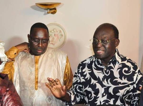 "Macky Sall : ""Moustapha Niasse a toujours notre confiance"""
