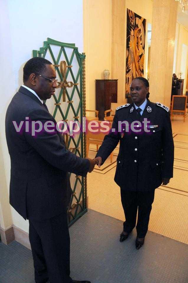 Anna, Sé (pas) mou!: la nouvelle directrice de la police nationale promet de redorer l'image de la police